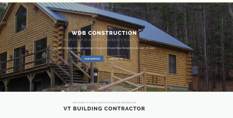 Mt snow southern vermont home builder affordable nj web for Home building websites